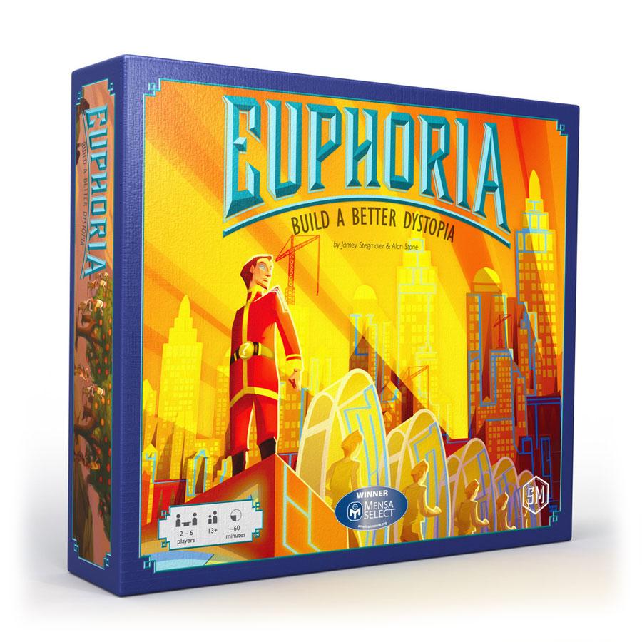 3D Euphoria Box