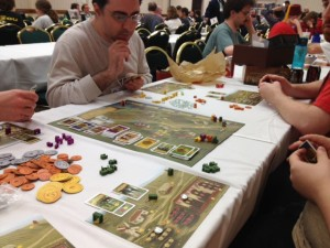 More Viticulture at Geekway.
