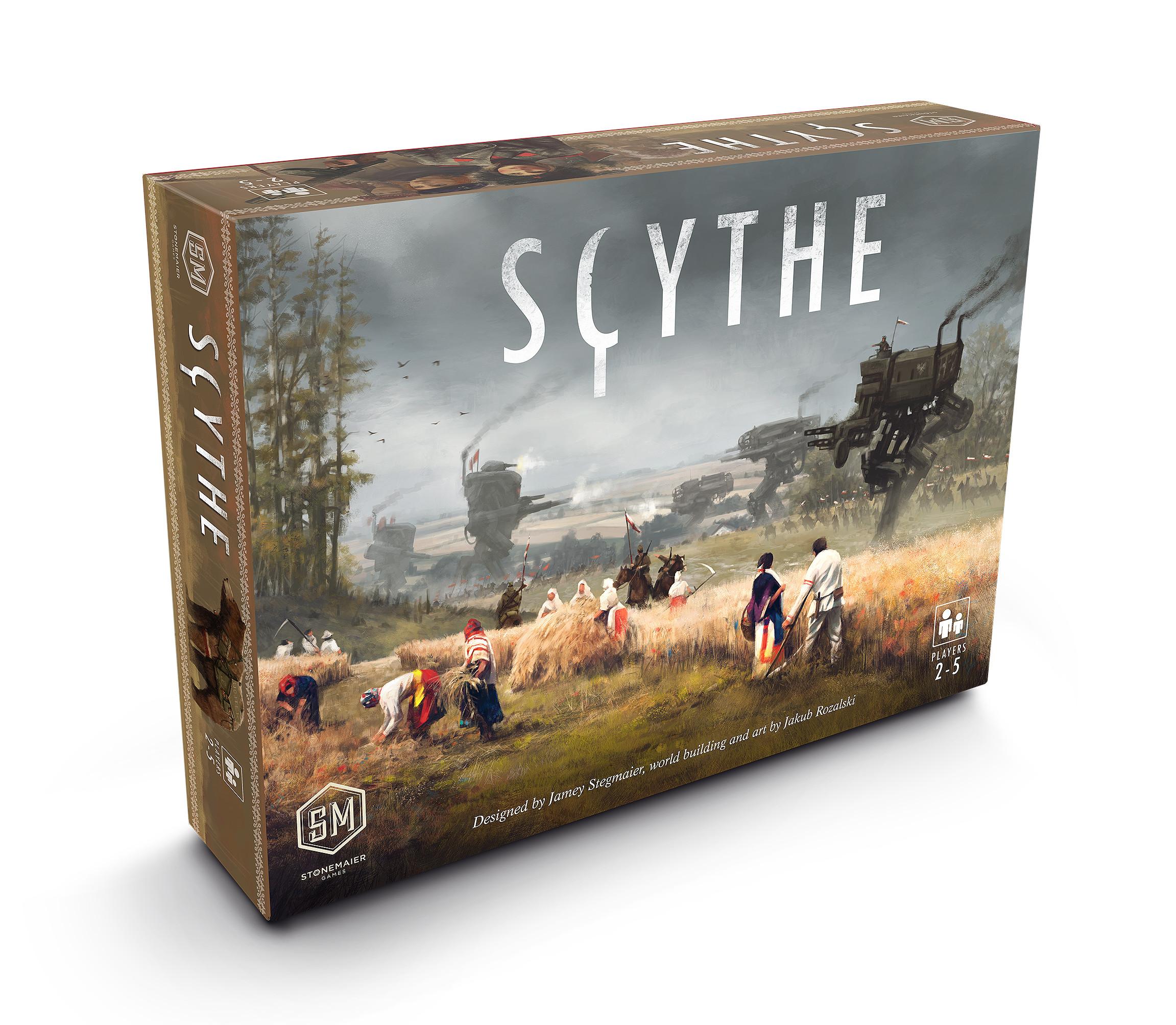 Scythe -  Stonemaier Games