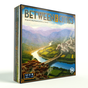 between two cities - up - english