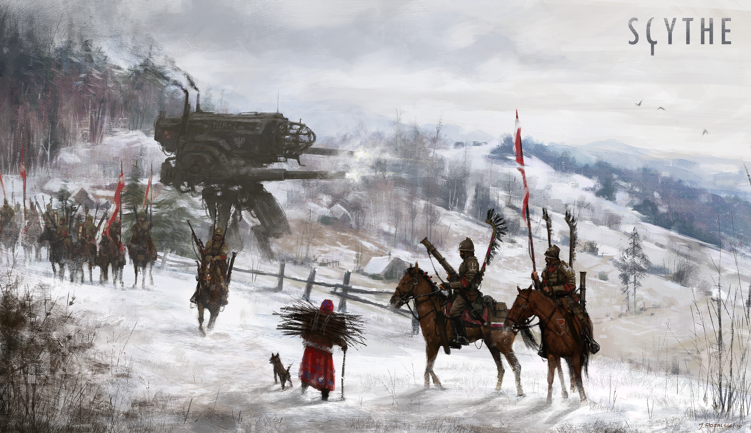 Scythe Board Game Review Of Reviews