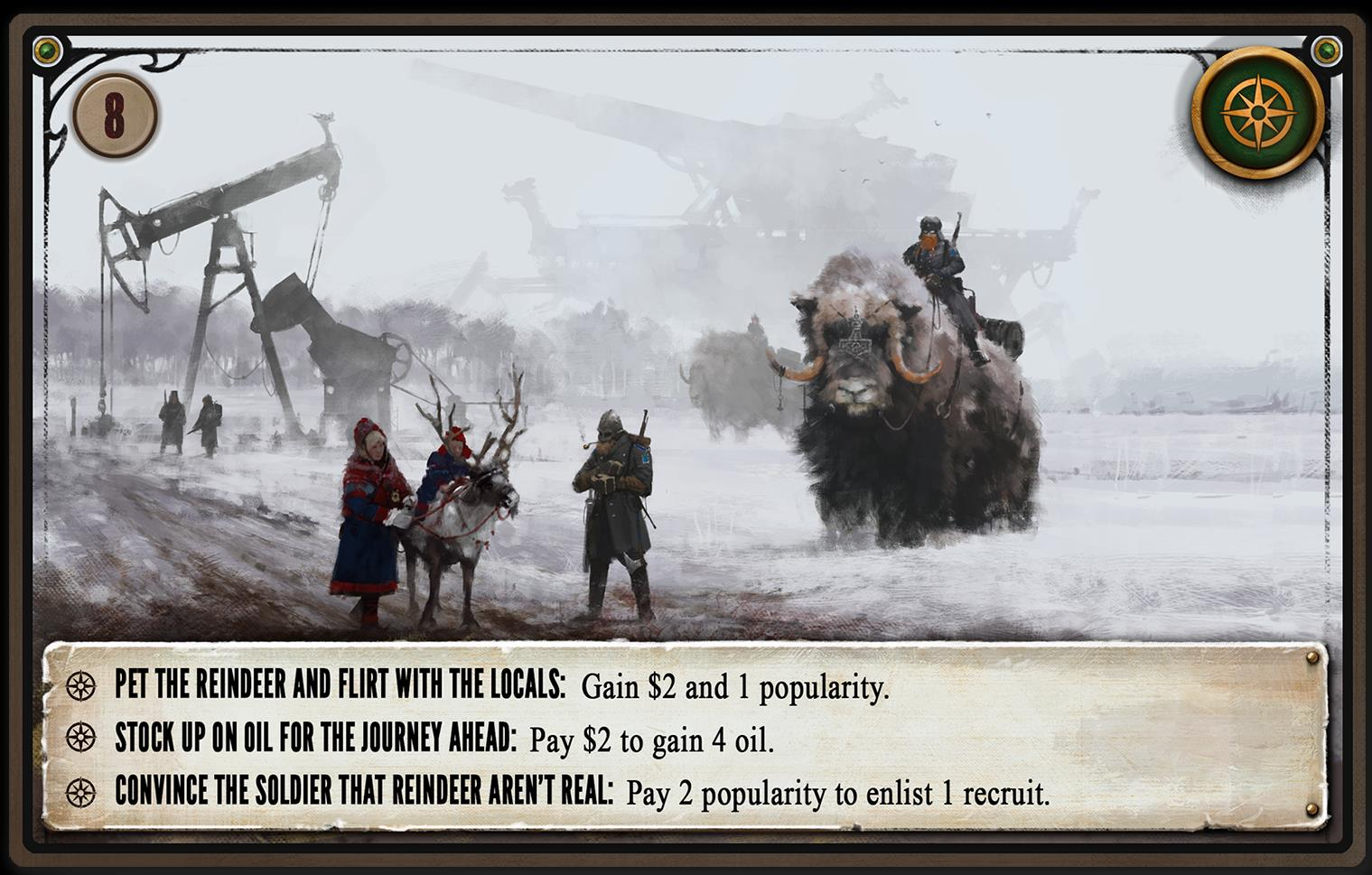 Encounter Card