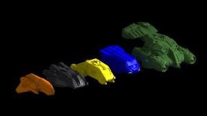 3D Computer models