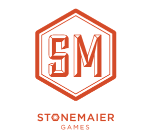 Stonemaier-logo Apricot Orange