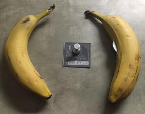Between Two Bananas