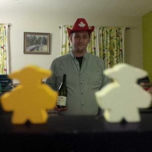 Between Two Meeples