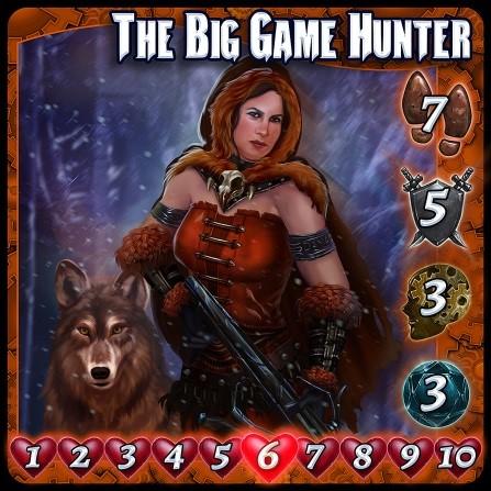 big game female