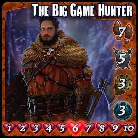 big game male