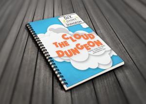 Cloud Dungeon Mockup