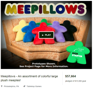 Meepillows Campaign