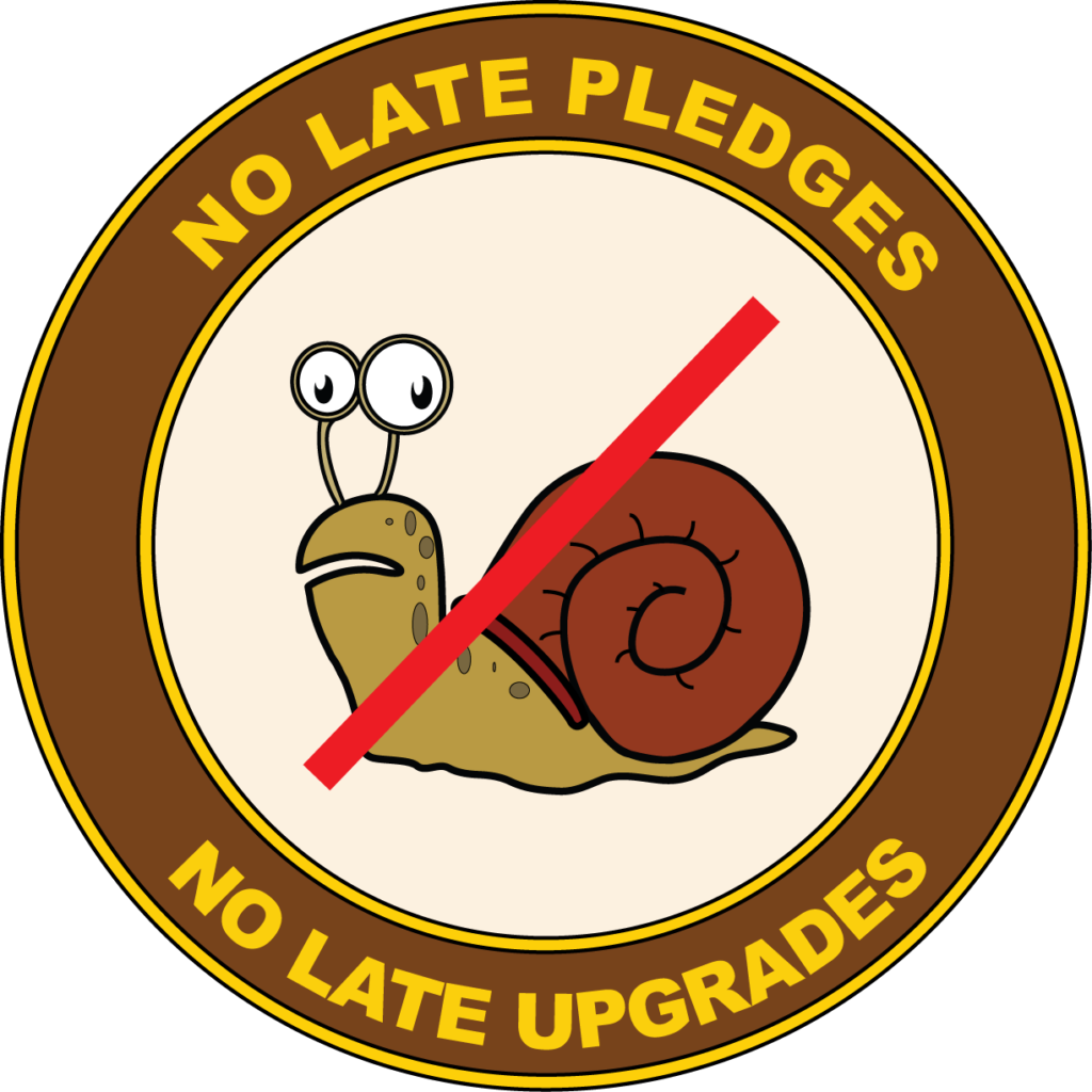 No Late Pledges No Late Upgrades icon-final