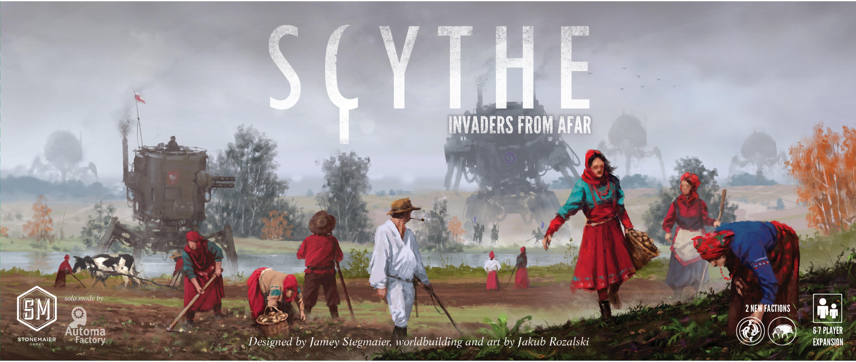 Scythe: Invaders from Afar | Stonemaier Games