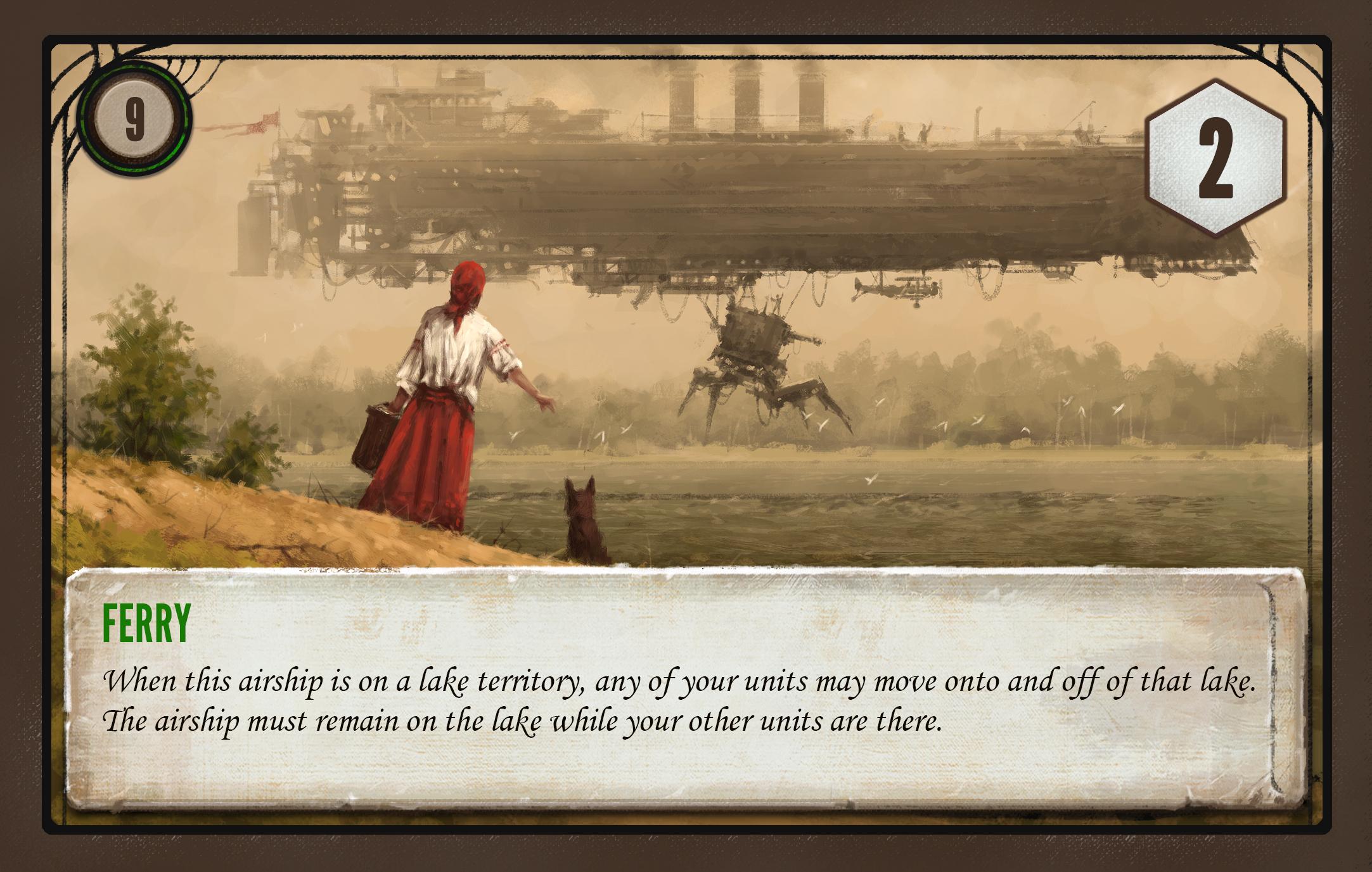 Scythe: The Wind Gambit – Stonemaier Games