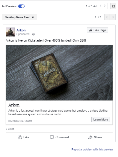 A Beginner's Guide to Facebook Ads – Stonemaier Games