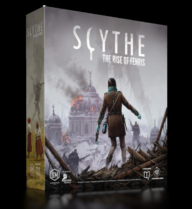 Scythe: The Rise of Fenris -  Stonemaier Games