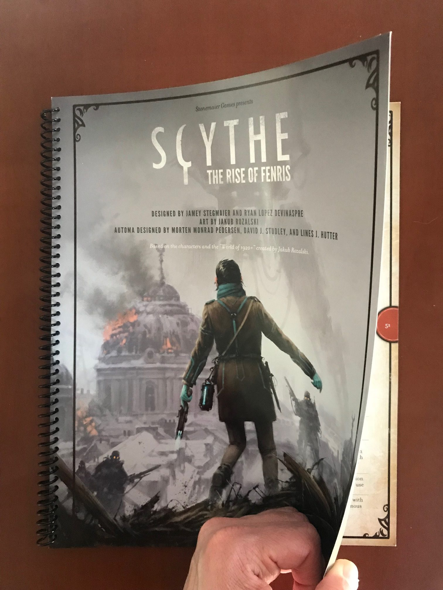 Scythe: The Rise of Fenris – Stonemaier Games