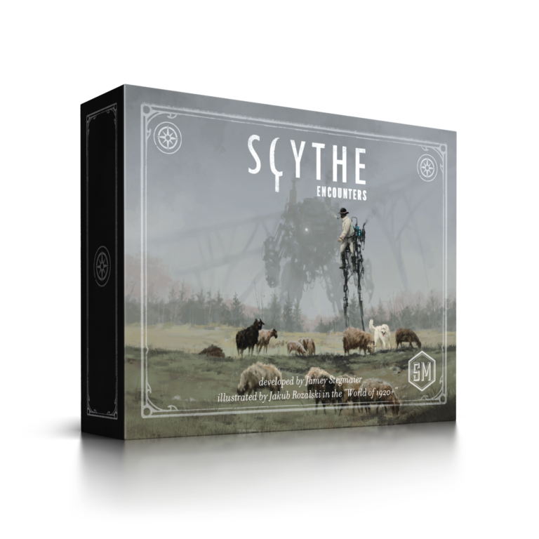 Scythe Encounters -  Stonemaier Games