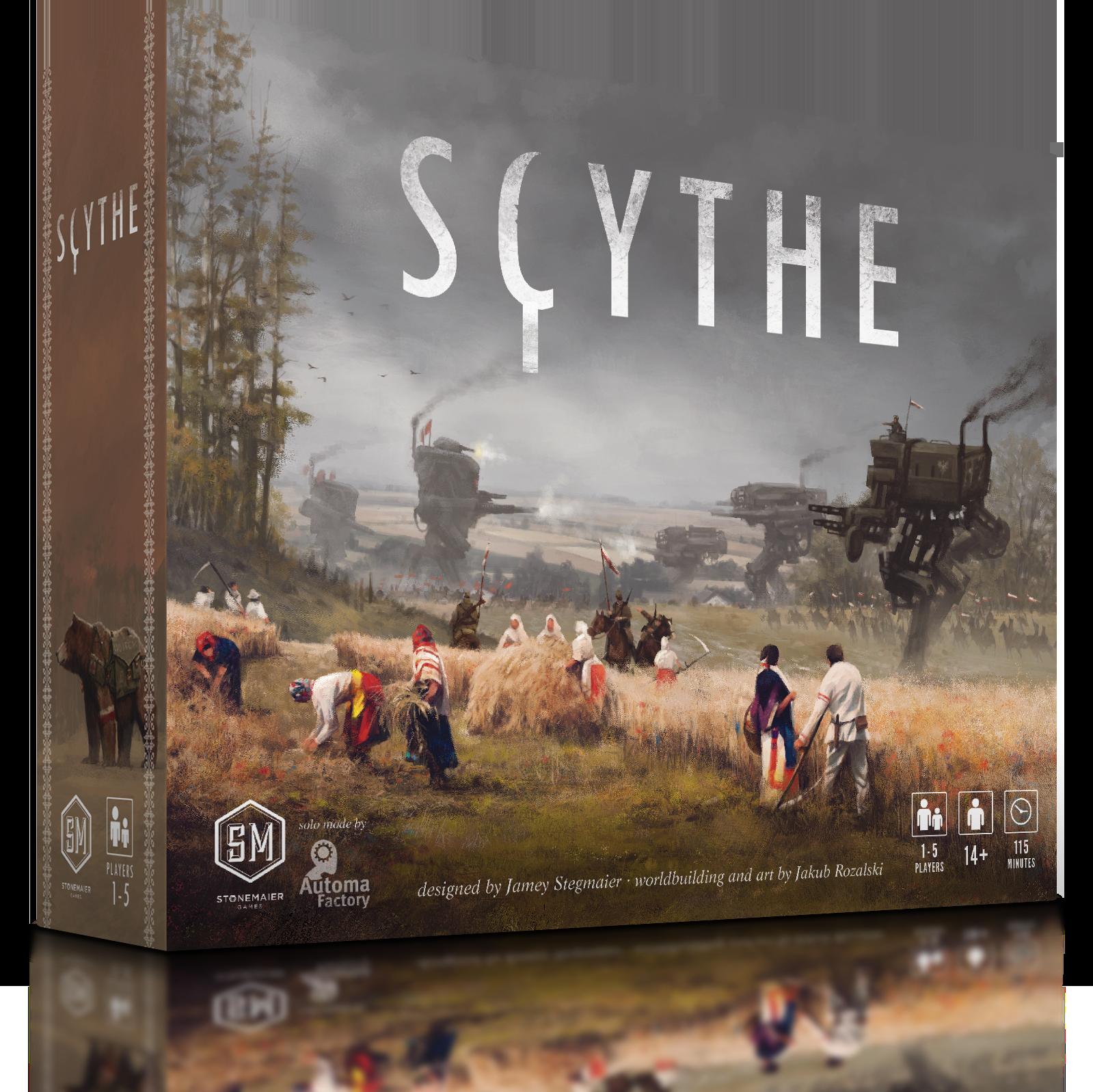Scythe Stonemaier Games