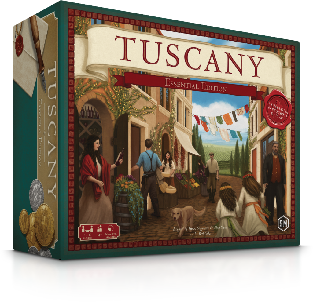 Tuscany Expansion – Stonemaier Games