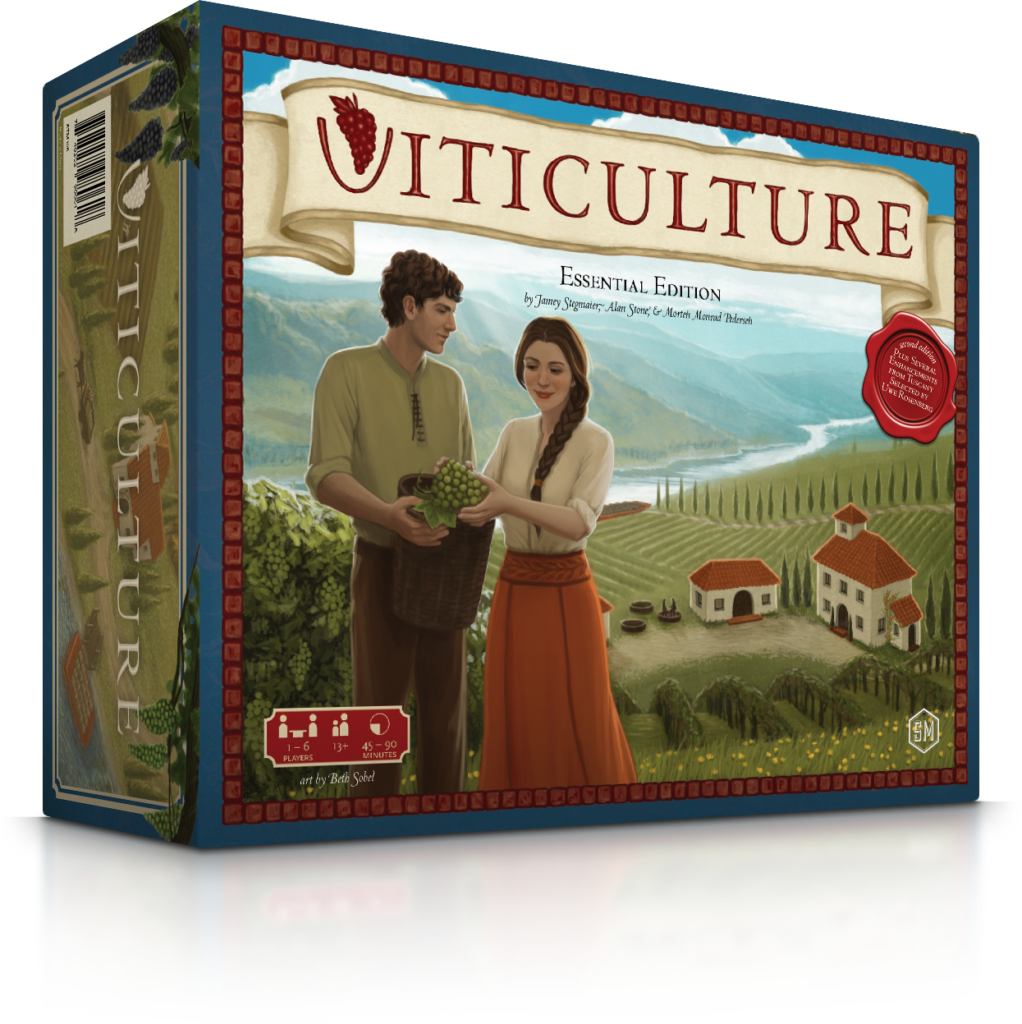Viticulture – Stonemaier Games