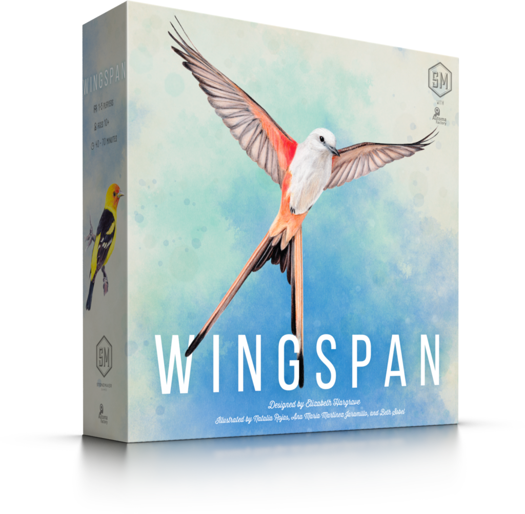 Wingspan – Stonemaier Games