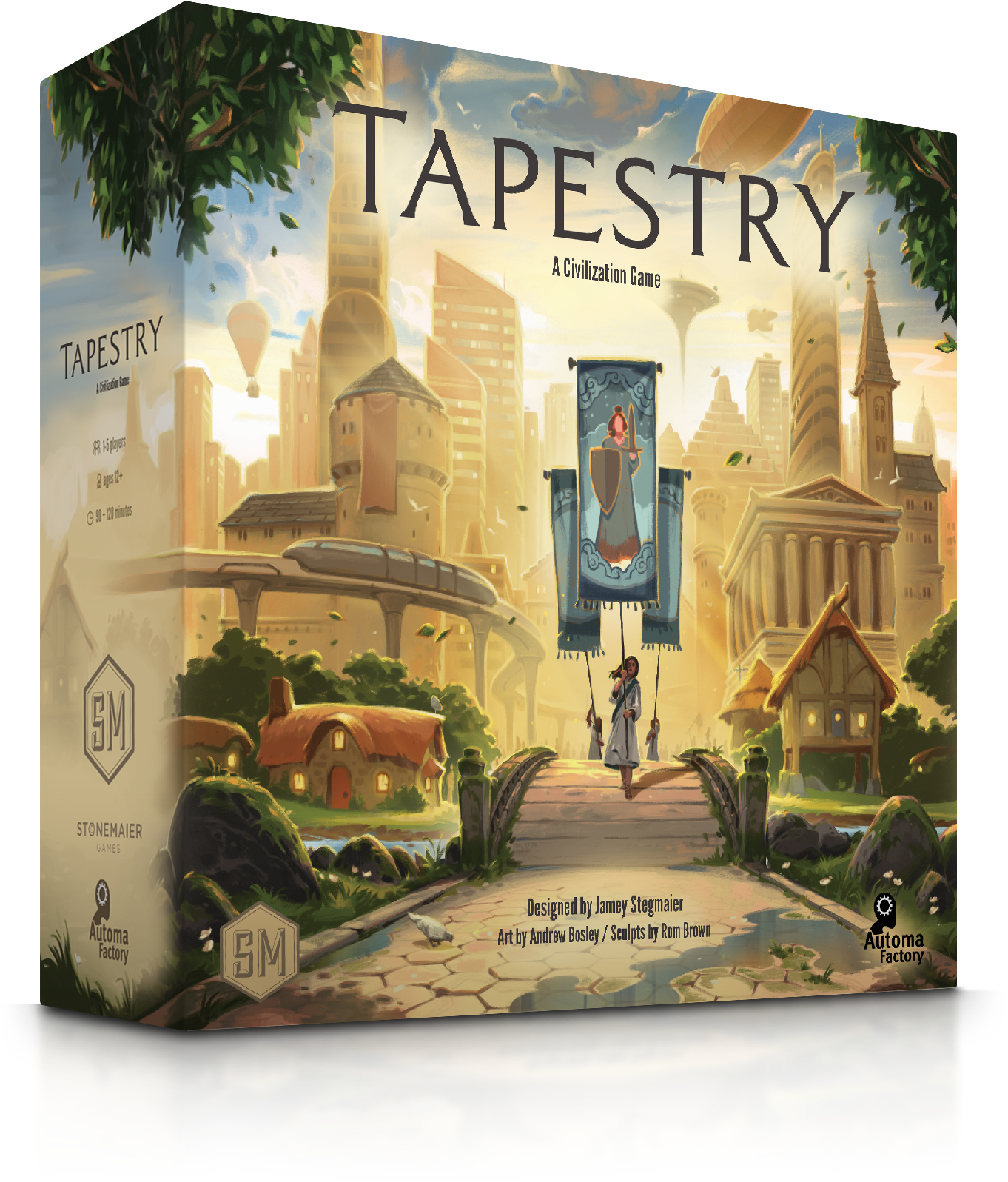 Tapestry Stonemaier Games