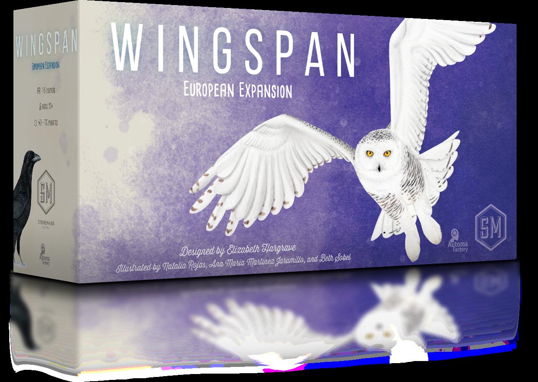 Wingspan European Expansion – Stonemaier Games
